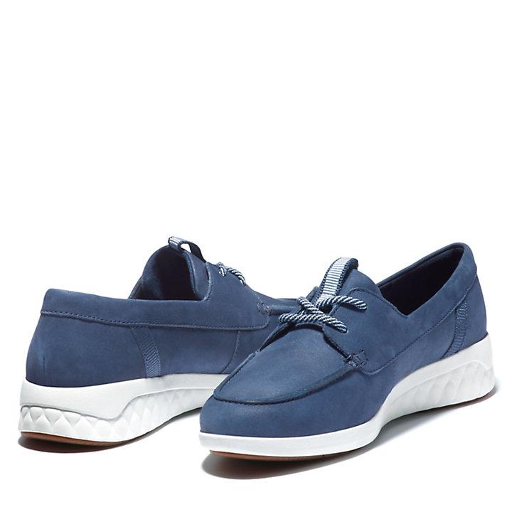 Chaussure bateau Bradstreet Ultra pour femme en bleu marine-