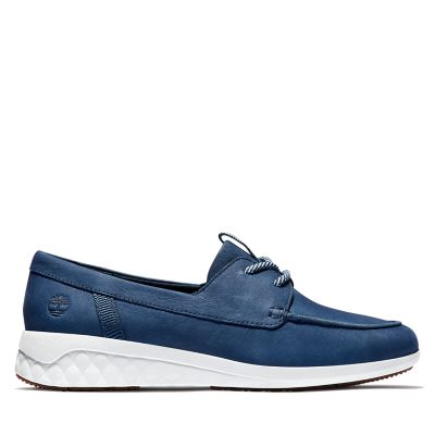 Bradstreet+Ultra+Boat+Shoe+for+Women+in+Navy