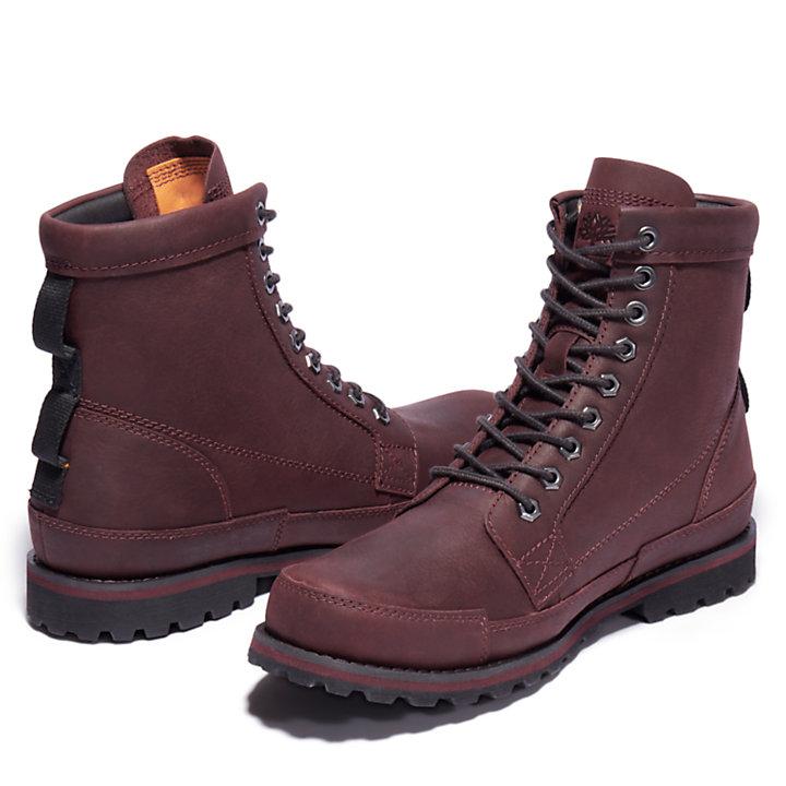 Timberland® Originals 6 Inch Boot voor heren in bordeauxrood-