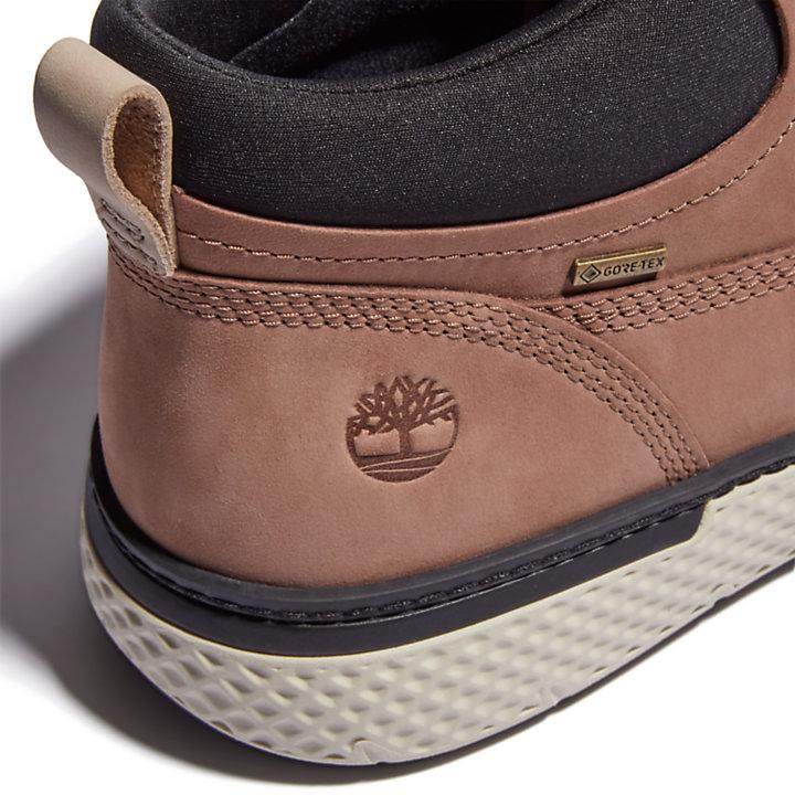 Cross Mark Gore-Tex® Chukka Boot for Men in Light Brown-
