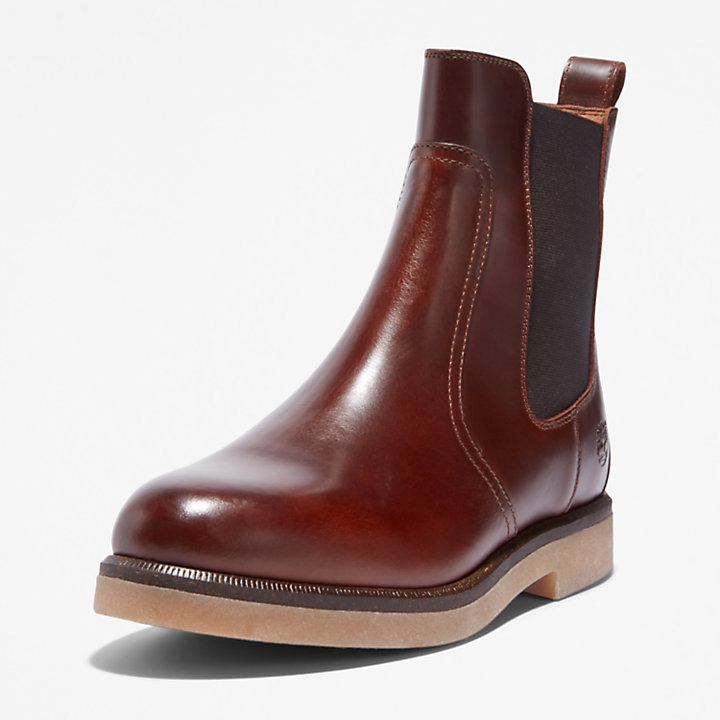 Cambridge Square Chelsea Boot for Women in Brown-