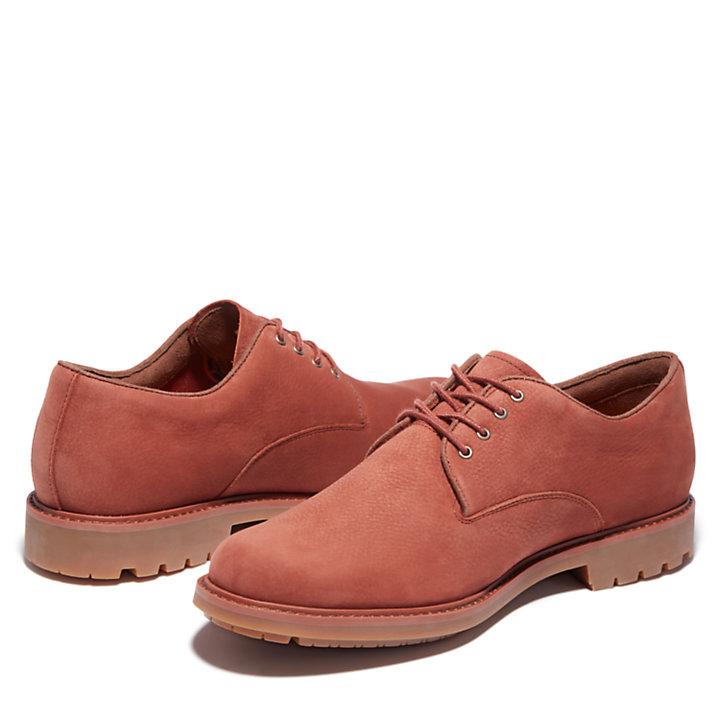 Men's Stormbucks Waterproof Oxford Shoes in Brown-