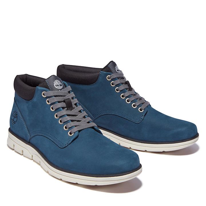 Bradstreet Chukka Stiefel für Herren in Blau-