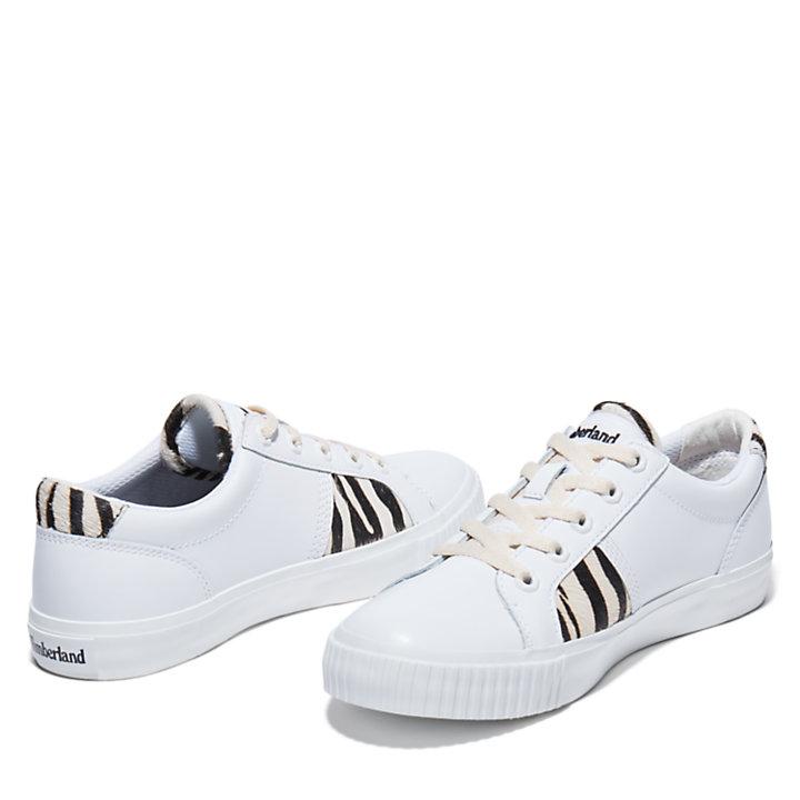 Skyla Bay Animalier Sneaker for Women with Zebra Print-