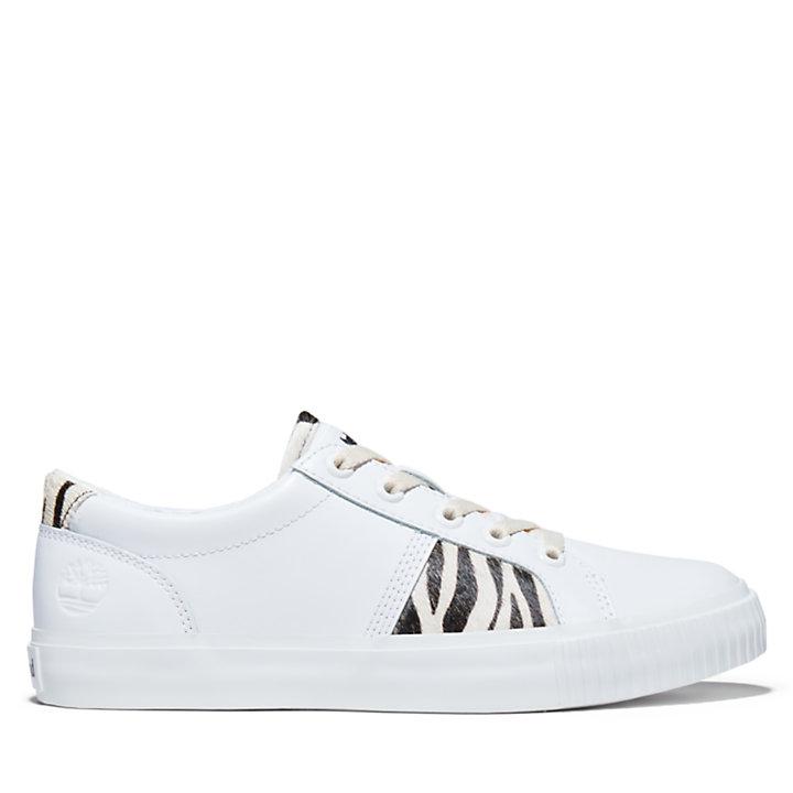 Skyla Bay Animalier Sneaker voor dames met zebraprint-