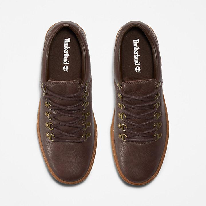 Zapatilla Adventure 2.0 para hombre marrón oscuro-