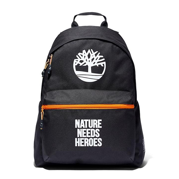 Zaino Tree Pack Nature Needs Heroes™ in colore nero-