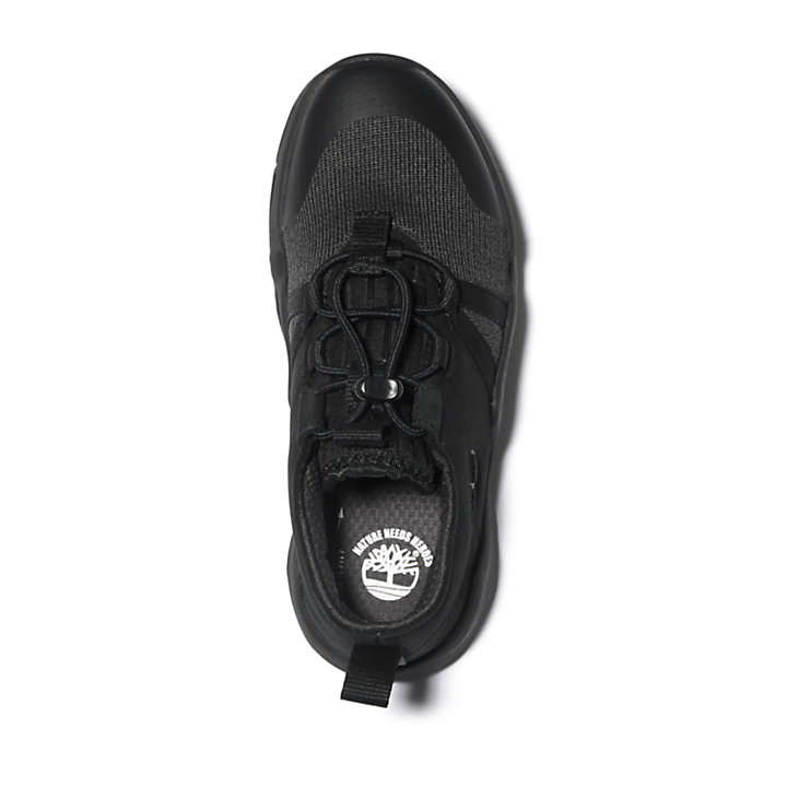 Zapatilla Earth Rally para Niño (de 30,5 a 35) en color negro-