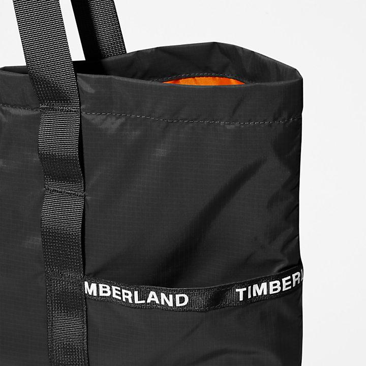 Haverhill Reversible Tote in Black/Orange-