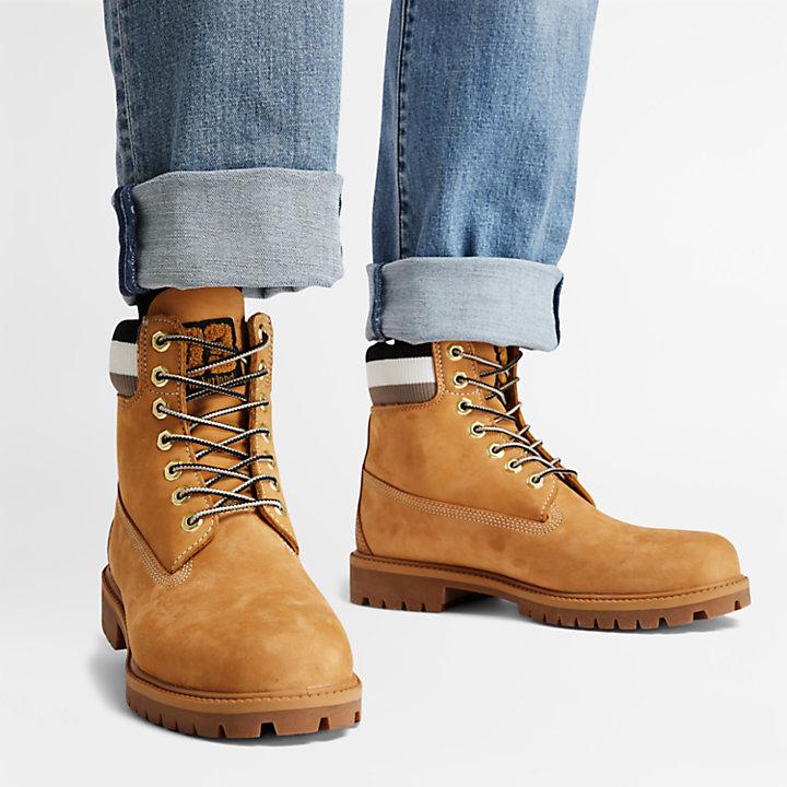 Timberland® Heritage 6 Inch Winter Boot voor heren in geel-