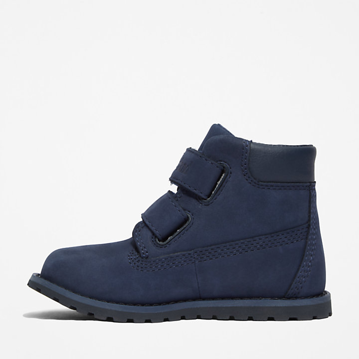 Pokey Pine Winter Boot for Toddler in Navy-