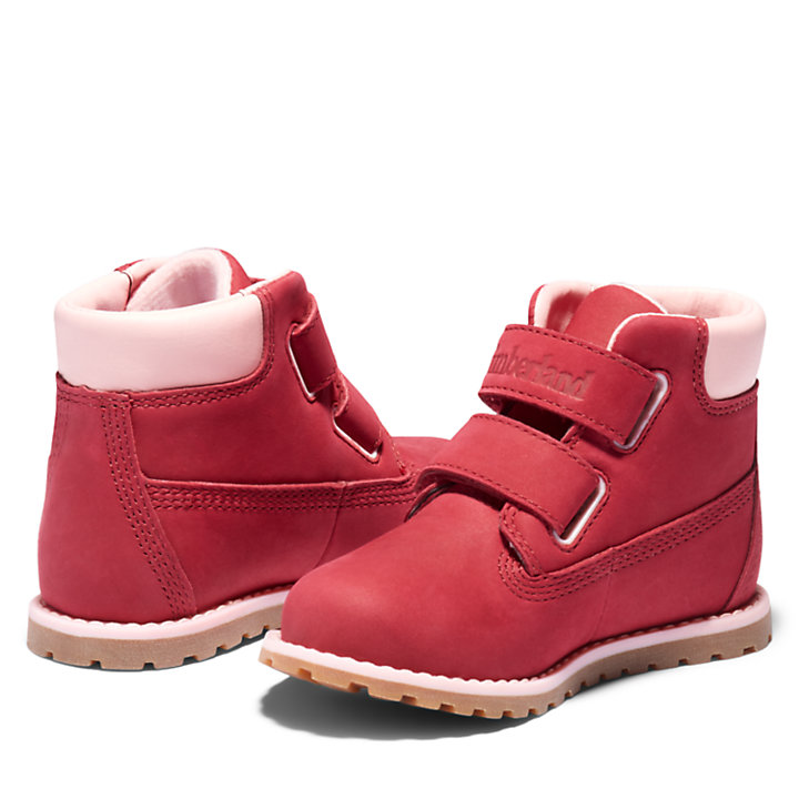 Pokey Pine Winter Boot for Toddler in Pink-