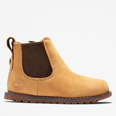 Pokey+Pine+Warm+Boot+for+Toddler+in+Yellow