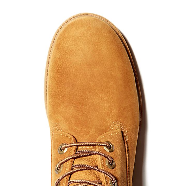 Bota 6 Inch Heritage EK+ de Timberland® de Cuero Regenerado para Hombre en amarillo-