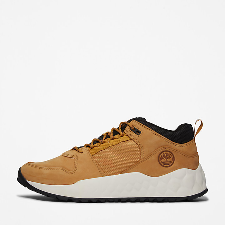 Solar Wave GreenStride™ Trainer for Men in Yellow-