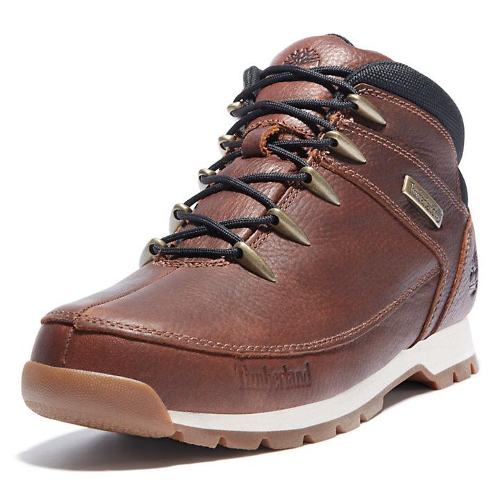Botas de Montaña Euro Sprint para Hombre en marrón oscuro-
