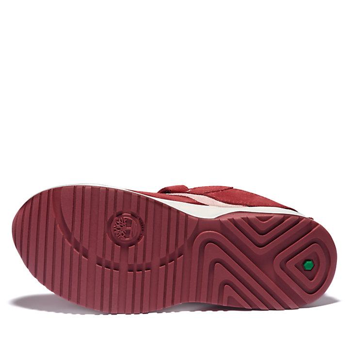 Zapatilla Bramber para Niño (de 30,5 a 35) en rojo-