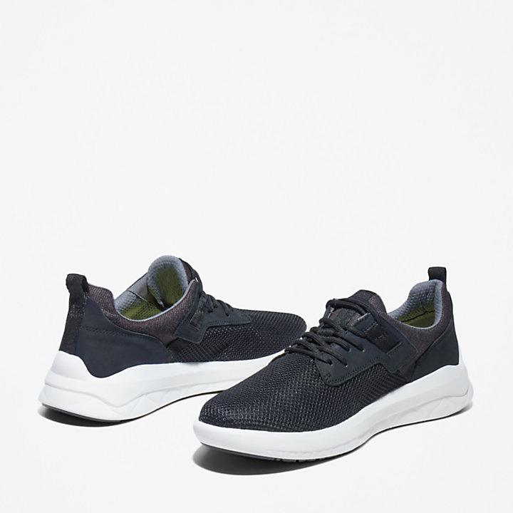 Bradstreet Ultra Knit Sneaker for Men in Black-