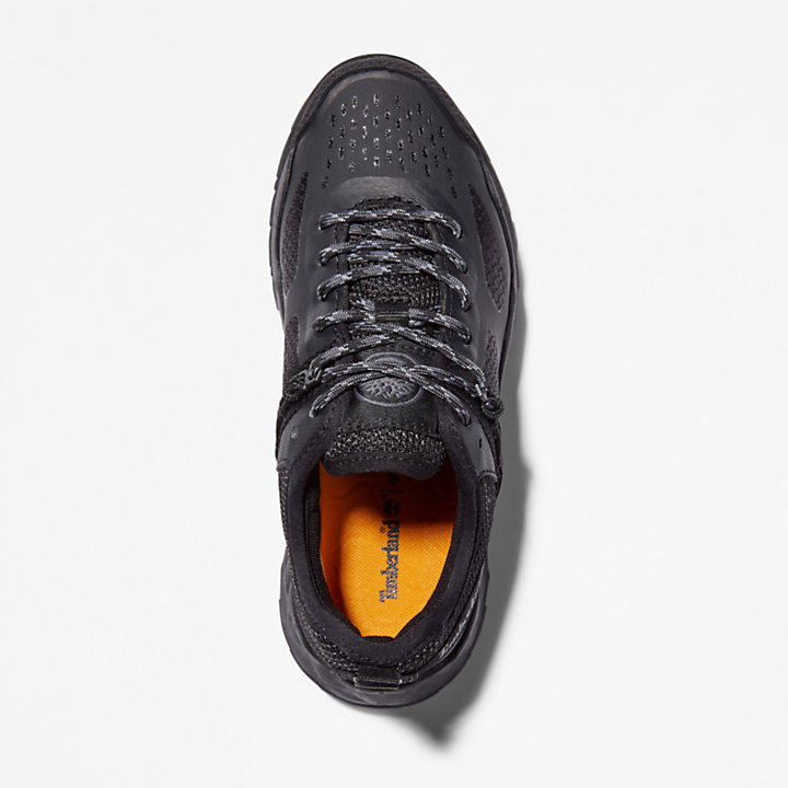 Solar Wave GreenStride™ Trainer for Youth in Black-