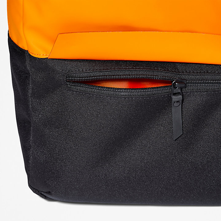Canfield Backpack in Orange-