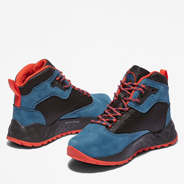 Solar Wave GreenStride™ Hiker for Youth in Blue-