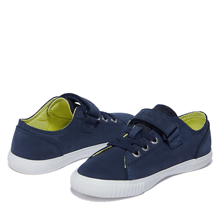 Newport Bay Sneaker für Kinder in Navyblau-