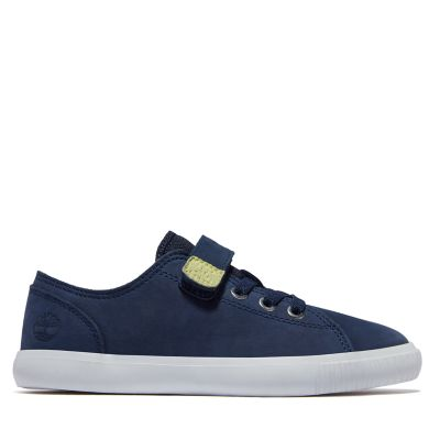 Newport+Bay+Sneaker+for+Youth+in+Navy