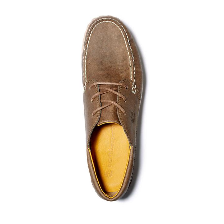 Jackson's Landing EK+ Moc-toe Oxford for Men in Brown-