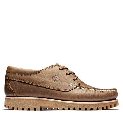 Jackson%27s+Landing+EK%2B+Moc-toe+Oxford+for+Men+in+Brown