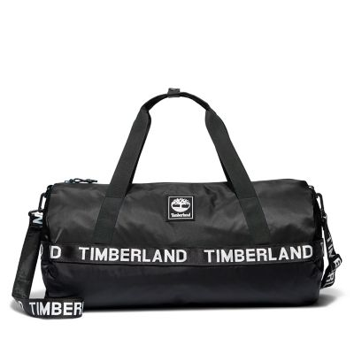 Sport+Leisure+Duffle-Bag+in+Schwarz