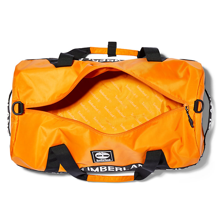 Sport Leisure Duffel Bag in Orange-