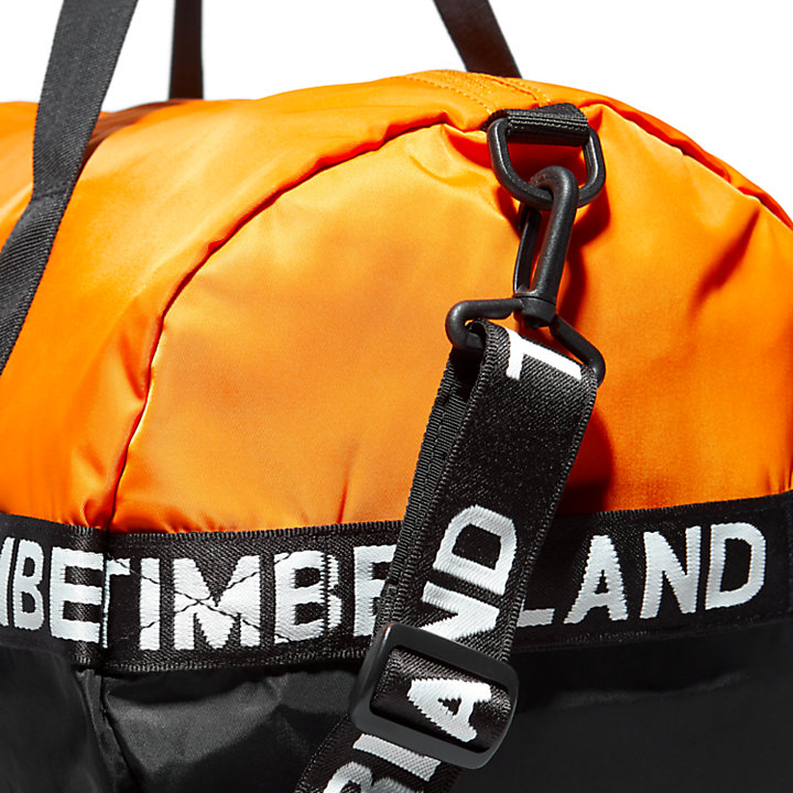 Sport Leisure Duffle-Bag in Orange-