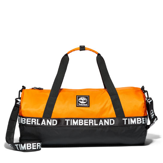 Sport Leisure Duffel Bag in Orange | Timberland