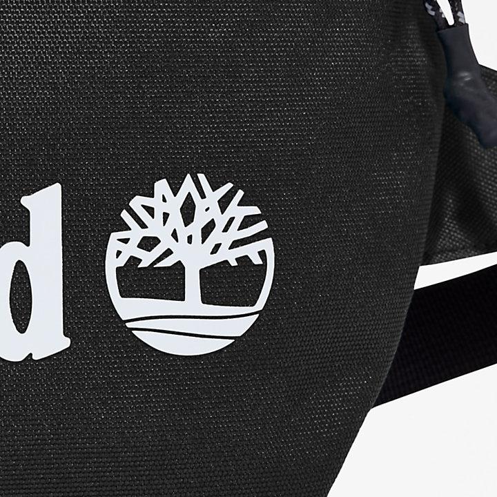 Sport Leisure Sling Bag in Black-