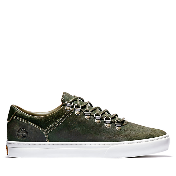 Adventure 2.0 Cupsole Alpine Sneaker for Men in Green-