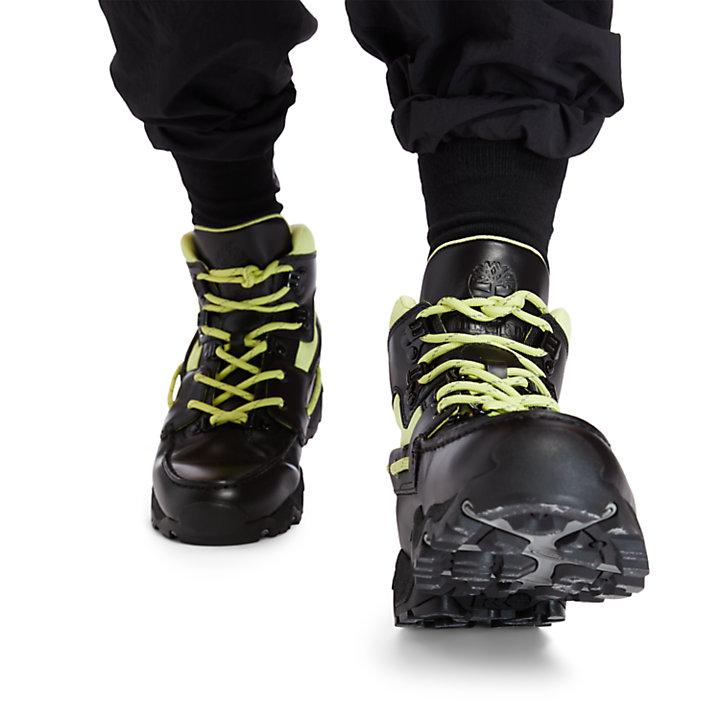 C61 Boot for Men in Black-