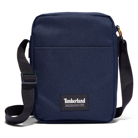 Crofton Small Items Bag in Navy | Timberland