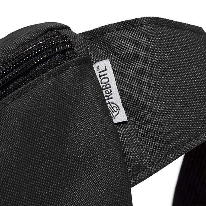 Crofton schoudertas in zwart-