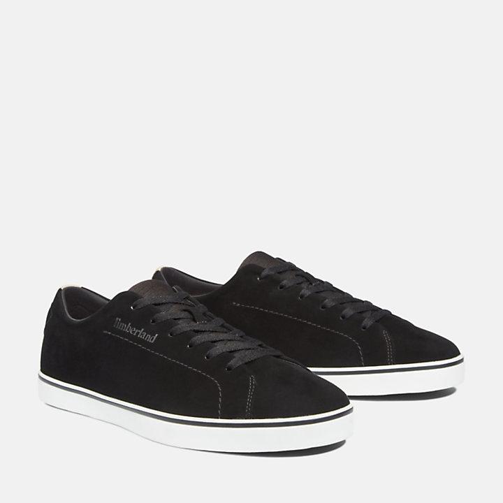 Skape Park Leather Sneaker for Men in Black-
