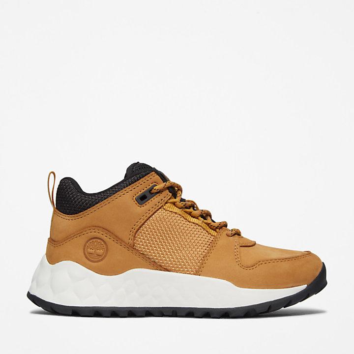 Solar Wave GreenStride™ Sneaker voor juniors in geel-