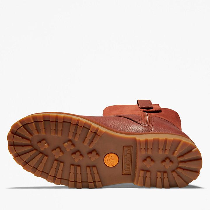 Bota de Invierno Courma para niño en marrón-