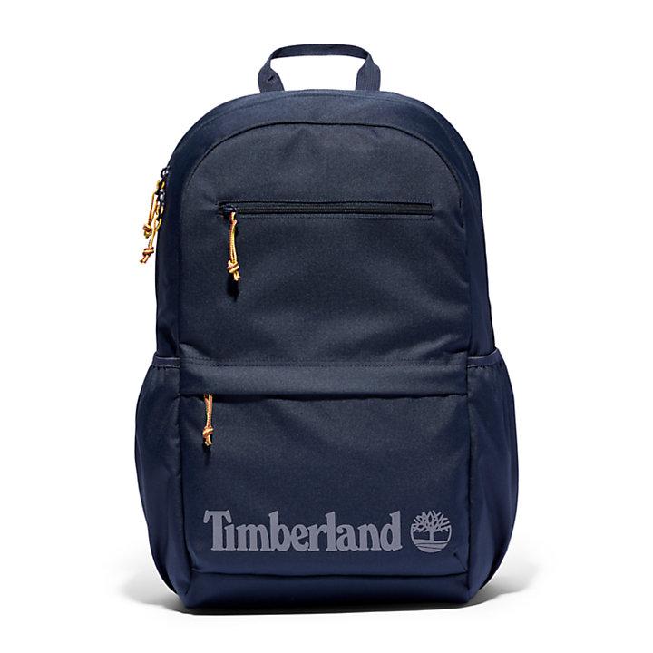 Thayer Zip-top Backpack in Navy-
