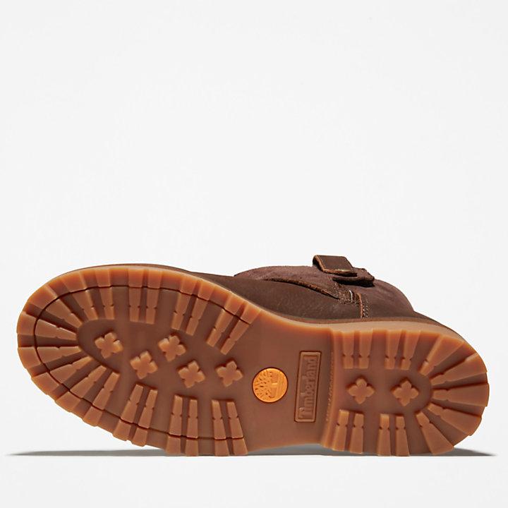 Bota de Invierno Courma para niño en marrón oscuro-