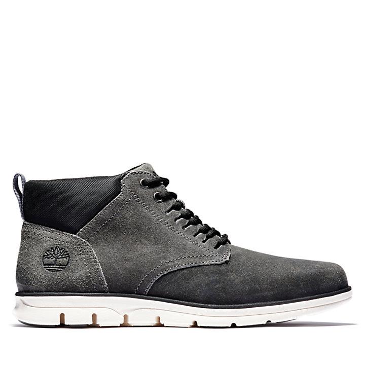 Bradstreet Ghillie Chukka Boot for Men in Grey-