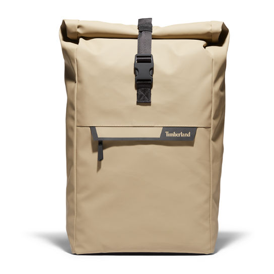 Canfield Roll-top Backpack in Khaki | Timberland
