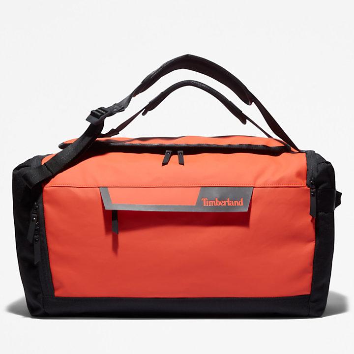 Canfield Duffel Bag in Orange-