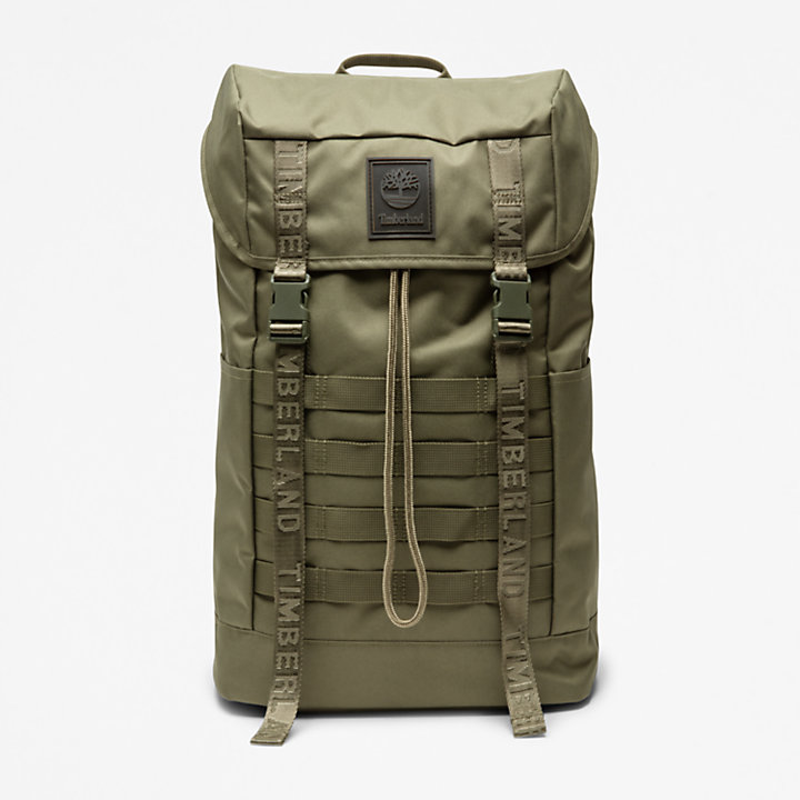 Dardin Hiker Backpack in Green-