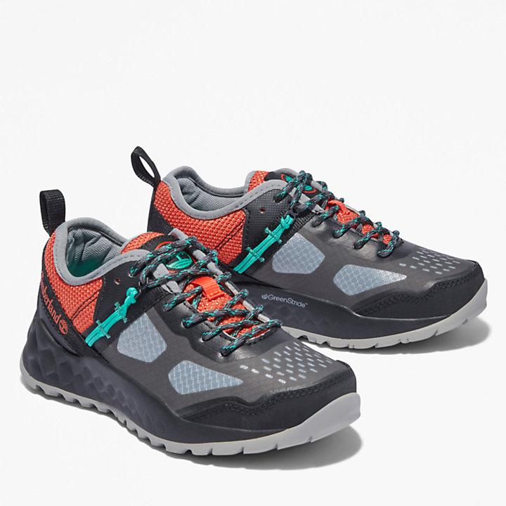 Sneaker da Bambino (dal 35,5 al 40) Solar Wave TR GreenStride™ in grigio-