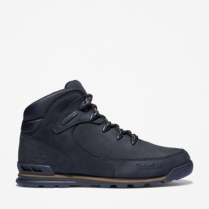 Euro Rock Mid Hiker for Men in Black-