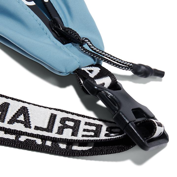 Sport Leisure Slim Chest Bag in Blue-